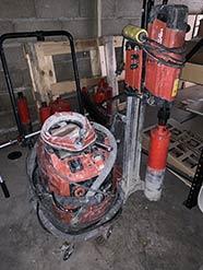 Matériel - Perforateur / burineur