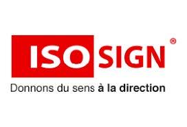 Logo - Iso sign